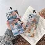 【オーダー商品】Classical little boy iphone case