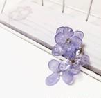 雨あがり紫陽花のイヤーカフ <RP-AR-EC>