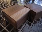 【定型外220円】『飛騨の杉』間伐材で製作した Woodジュエリーボックス