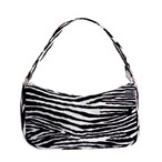 【Select】90s Gals Zebra Strap Bag