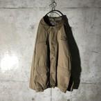 [used] brown hunting coat