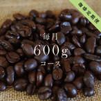 コーヒー定期便《送料無料》|600gコース