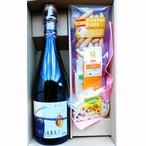 スパークリングワインギフト モンサラ カバ ブルット & チーズ & ピコス 5種セット