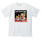No.008 コーギーズヘッドのクリスマスライブTシャツ!