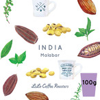 100g インド・Specialty・Dark Roast