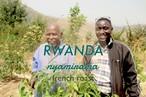 RWANDA  NYAMIRAMA  -french- 100g