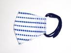 【Sサイズ】Cool Mask! 美濃和紙×有松絞り 夏マスク