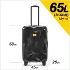 Crash Baggage(クラッシュバケッジ)ストライプコレクション 65L ミディアムサイズ