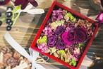 【FEEL J Style オリジナル】Urushi Flower Box