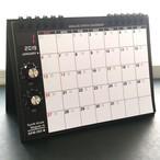 【カレンダー】SKM-365PE・アナログシンセカレンダー2019 卓上/SKMクラシック