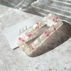 Happy bag ① ヘアクリップ