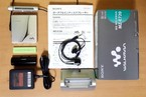MDポータブルプレーヤー SONY MZ-E720-S MDLP 美品・完動品