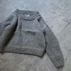 made in Nepal handmade wool knit
