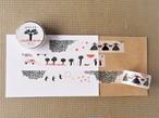 マスキングテープ / みかんの木 / ネクタイ