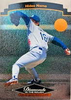 MLBカード 95UPPERDECK Hideo Nomo DODGERS 野茂英雄