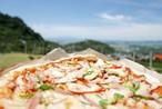 「雑草の森」で大自然を感じながら 親子で石窯ピザ体験!
