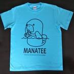 アマゾンマナティー   オリジナルTシャツ 大人用