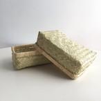 岩手伝統工芸 竹細工 弁当箱