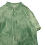 L.L.Bean bleaching color polo shirt