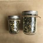 """ flavored greentea オーガニックフレーバーグリーンティー / Chamomile & Rosemary カモミール&ローズマリー 45g """