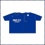 HACHINOHE DIME オリジナルTシャツ 2019 BLUE