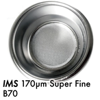 フィルターバスケット IMS Super Fine 超精密 複層 170µm リッジレス E61 マルゾッコ