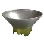 《シキカラーズ_サケカップ》SHIKICOLORS Bright green Sake Cup