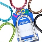 "BLUE LUG ""hello u-lock"""