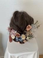 オーダー 髪飾り