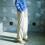 EFFECTEN(エフェクテン) CORDUROY 2TACK WIDE PANTS