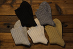 RoToTo / LOWGAUGE COTTON RIB SOCKS