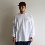 H.UNIT【 mens 】yes long sleeve tee