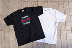 ITA logo T-shirt / Black