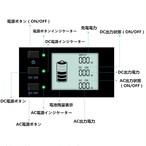 コンセント付き大容量ポータブルバッテリー400W