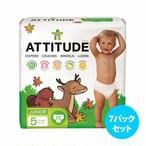[7パックセット] ATTITUDE Eco 紙おむつ