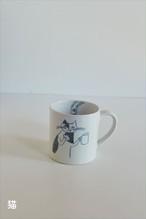 【トラネコボンボン 】マグカップ(大)