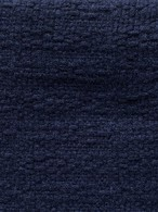 ロング型 スーパーソフト カシミアストール  濃紺