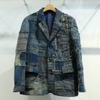 KUON(クオン) 襤褸(ぼろ)ジャケット A色Lサイズ