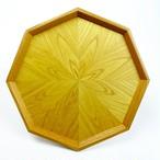 ケヤキ 八角形のトレー OBKK-0158
