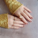 SET RINGS || 【通常商品】 PRIMAVERA GOLD RING SET D || 5 RINGS || GOLD || FBB004