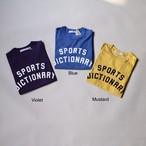 R&D.M.Co-/OLDMAN'S TAILOR Sports Dictionary T shirt