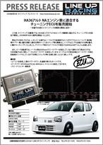 HA36 R06NA用チューニングECU レギュラー仕様 初回特典付