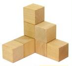 こぐま会 オリジナル教材 立方体つみ木