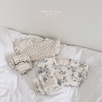 【予約販売】frill set-up〈aladin kids〉