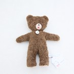 Les Petites Maries(レプティットマリー)/ Vintage bear Toinou Brown //