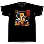 【9/1まで限定再販】フルカラーTシャツ【磔磔45周年バックボード】