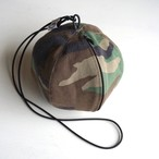 """BALL POUCH"" Used US Woodland"