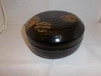 松竹梅漆菓子鉢 URUSHI lacquer ware
