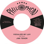 "【7""】Jimi Tenor - Vocalize My Luv"
