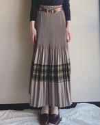 【SALE】vintage gather skirt